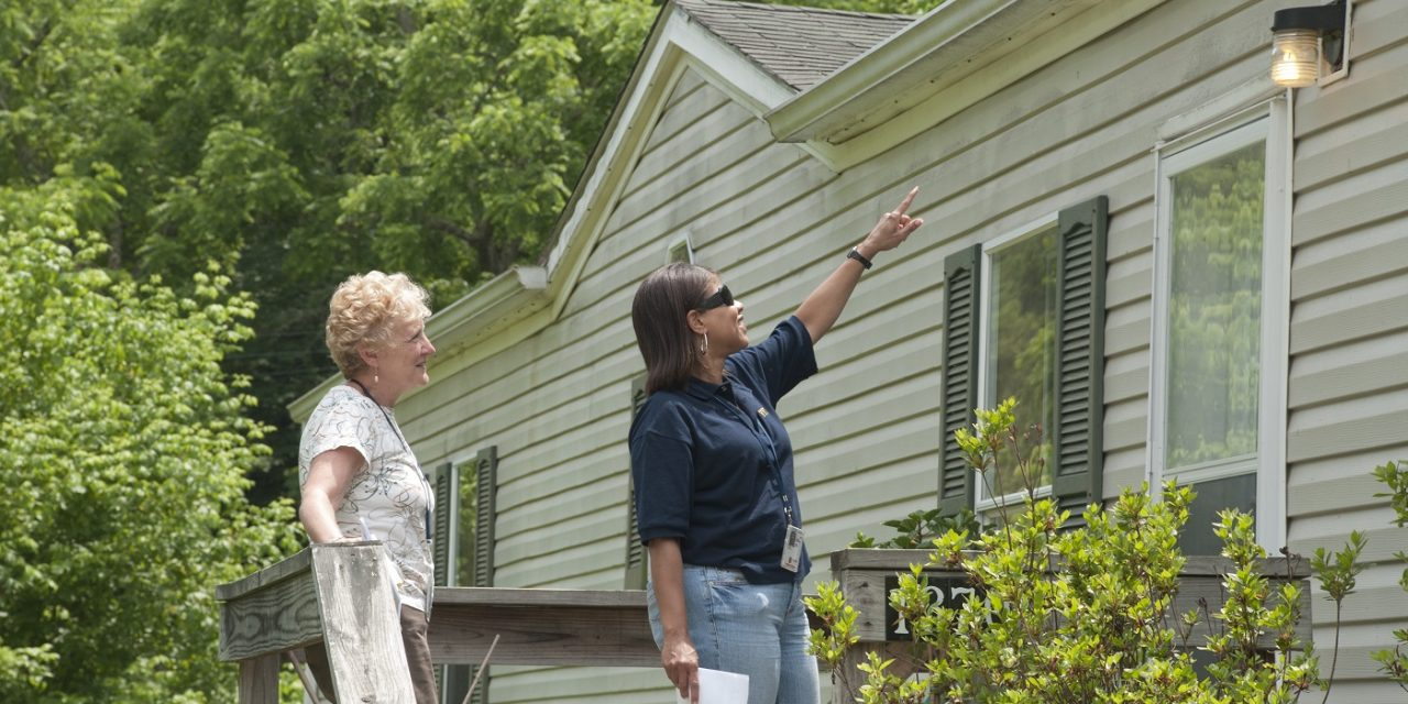 HOME PERFORMANCE DIAGNOSTICS: What to look for when inspecting a home