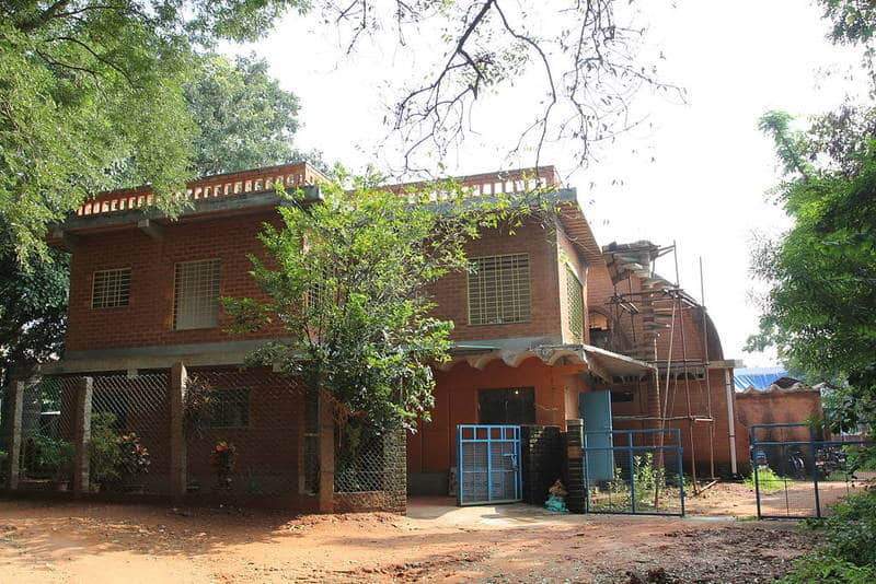 EARTHEN CONSTRUCTION: Q&A with Satprem Maini, director of Auroville Earth Institute